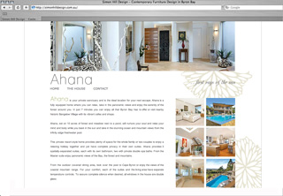 ahana website